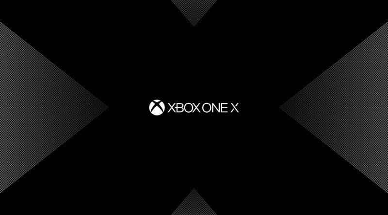 XBOX X Logo