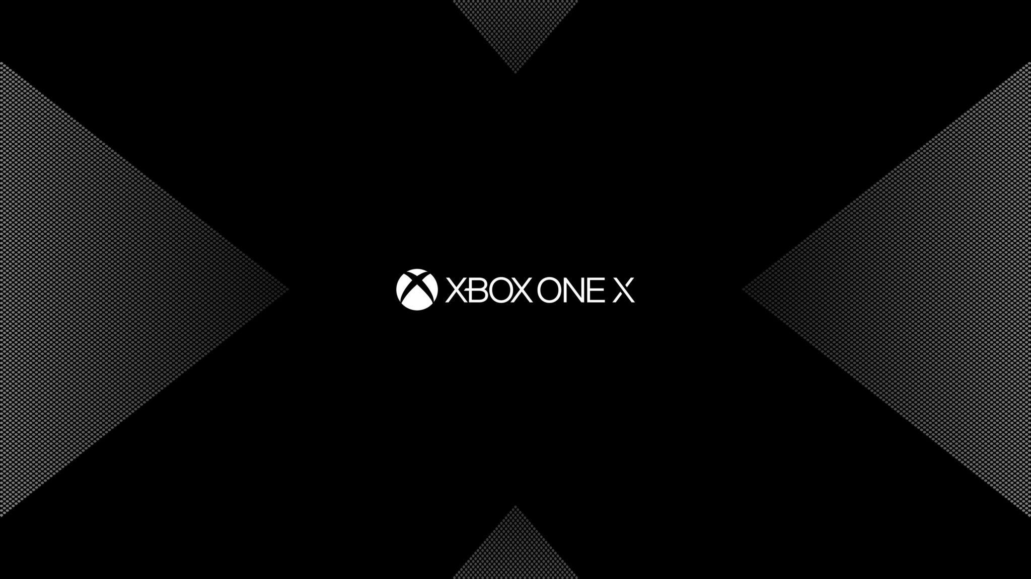 Xbox One X 4k Magic: XBOX X é Lançado