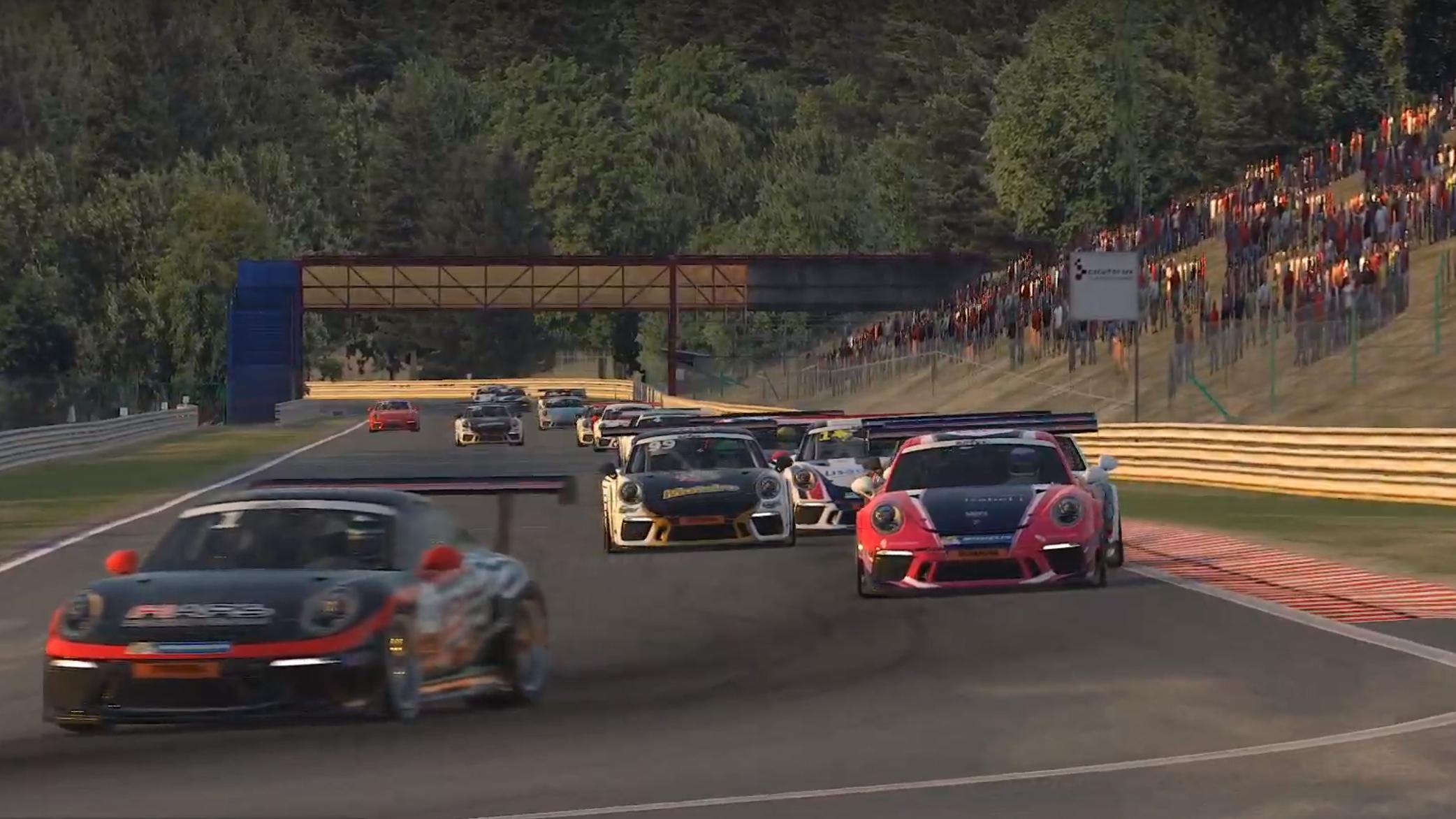 Última etapa do Porsche eSports Carrera Cup Brasil acontece nesta quinta-feira em Interlagos