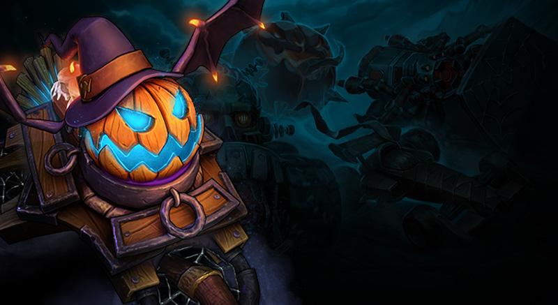 HMM promove evento in-game temático do Halloween a partir desta quarta-feira