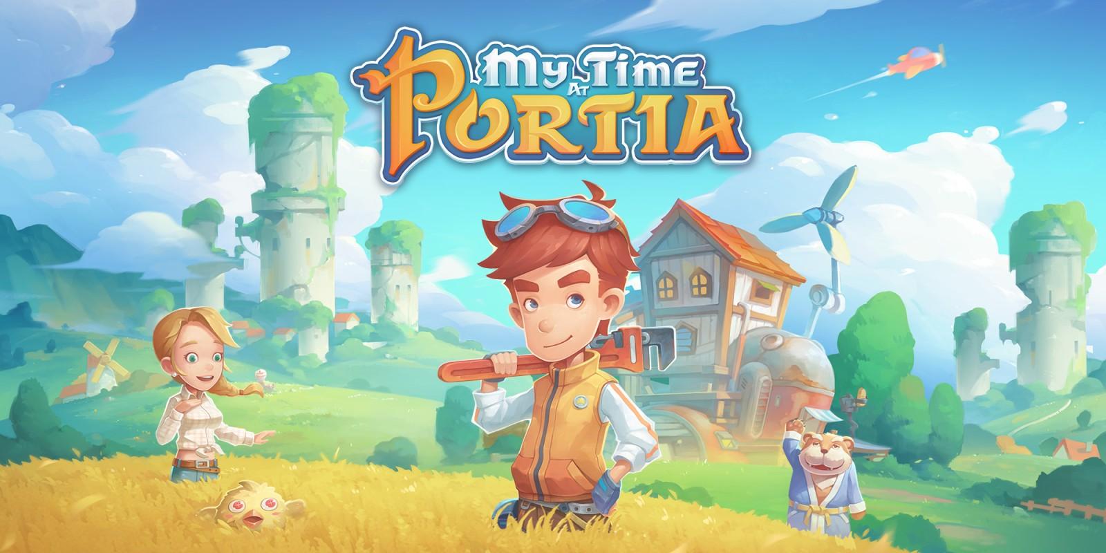 My Time at Portia ganha suporte ao idioma português e desconto de 25%