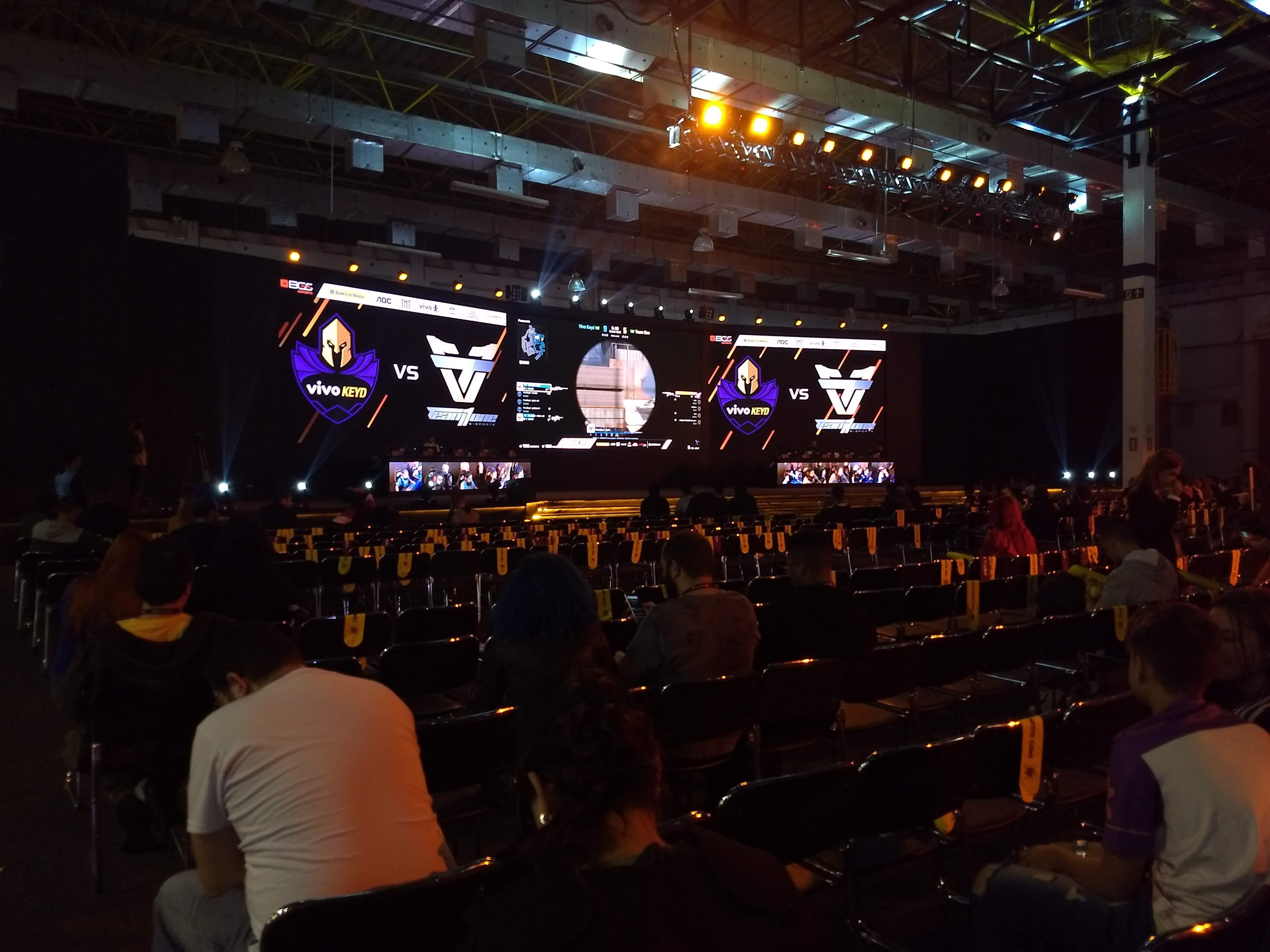 Brasil Game Show 2019 teve tudo o que um amante de gamer curte