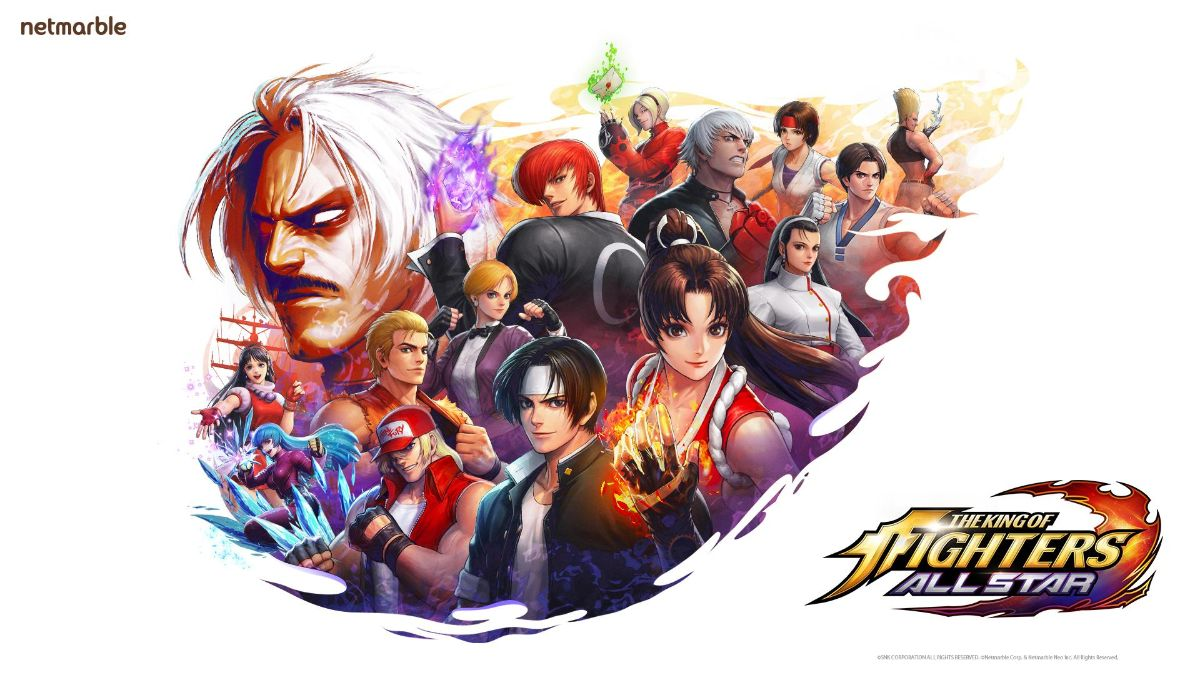 THE KING OF FIGHTERS ALLSTAR, da Netmarble, chega aos celulares