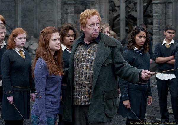 Mark Williams tem um encontro marcado com os fãs de Harry Potter na CCXP19