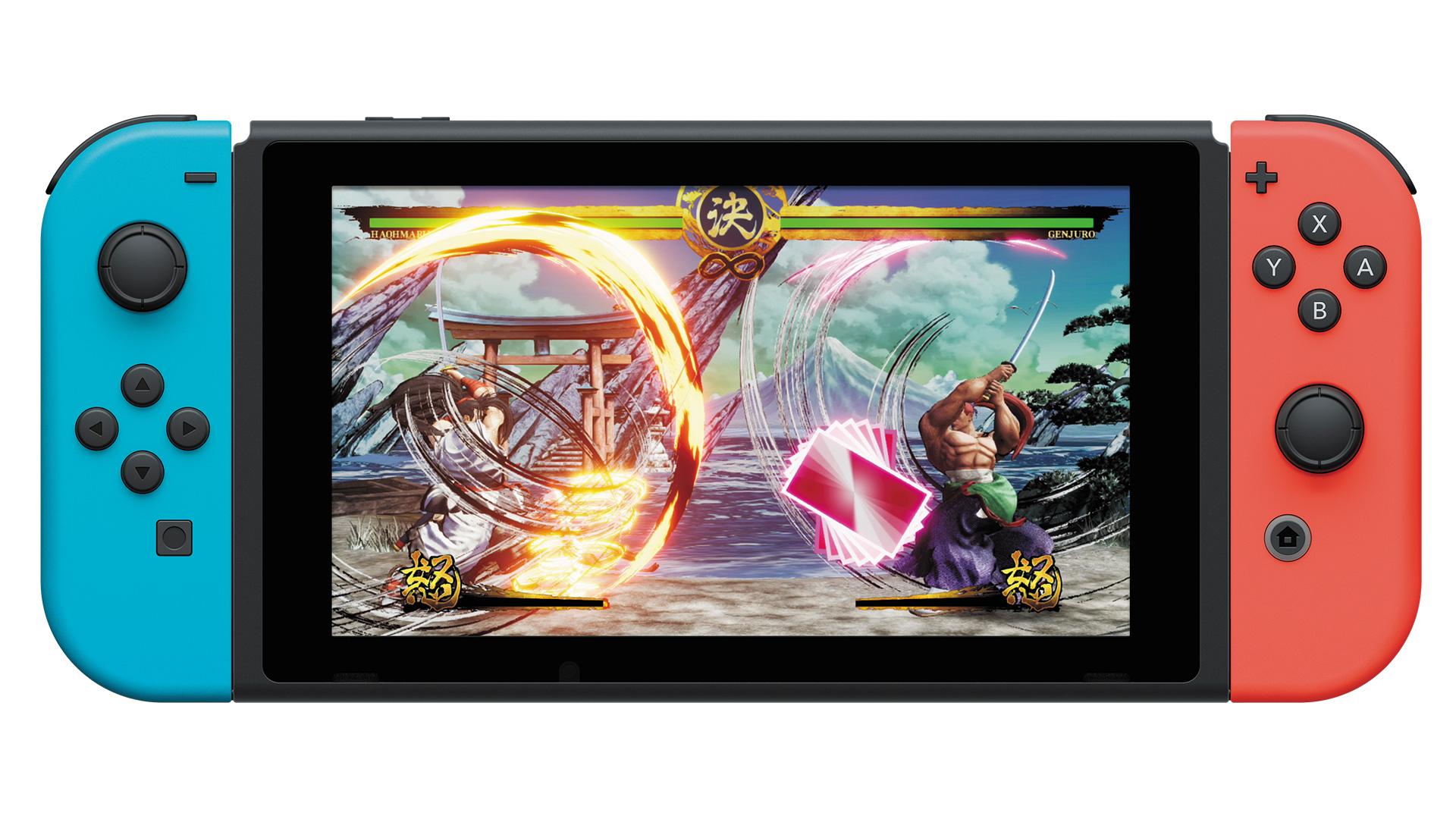 SAMURAI SHODOWN para Nintendo Switch chega ao Brasil no 1º trimestre de 2020
