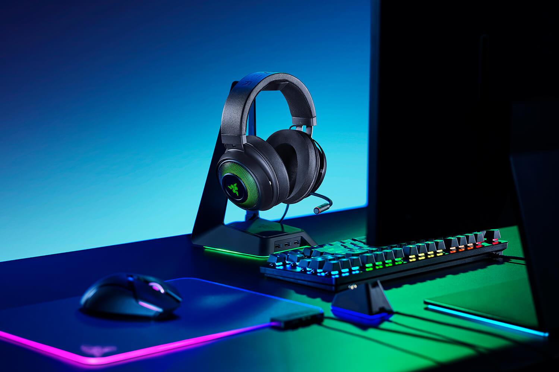 Novo Razer Kraken Ultimate oferece a mais avançada experiência de áudio