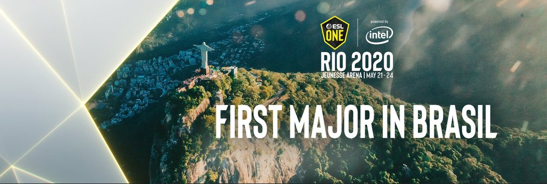ESL One Major Rio 2020 é confirmado | CS:GO